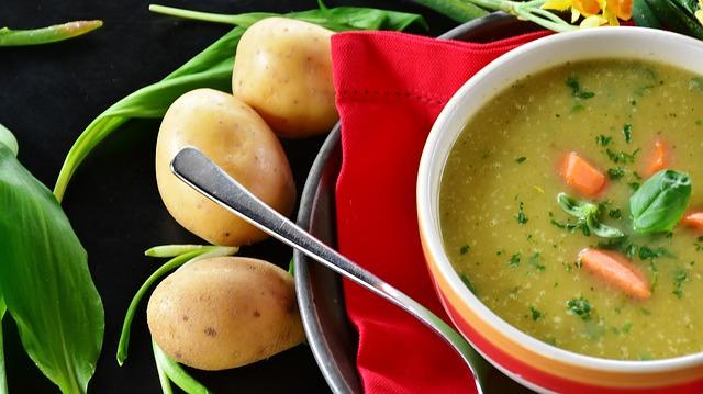 Jesienna depresja może zostać wygnana przez pyszny antydepresyjny obiad :)!