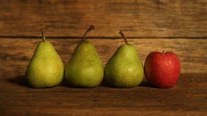 Sezonowe owoce dostępne już w marcu to niewątpliwie gruszki